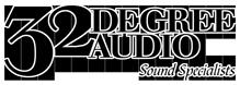 32 Degree Audio
